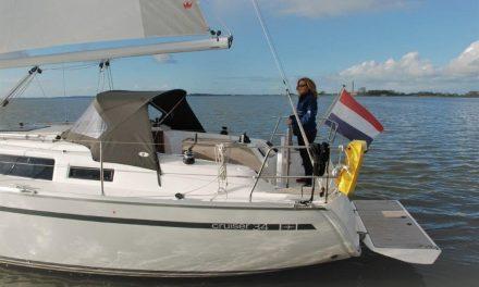 Zeilen in Nederland!