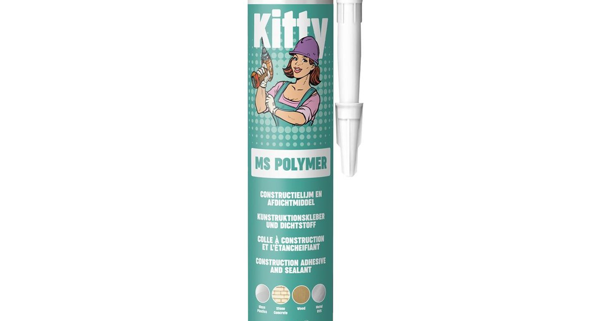 Kitty MS-Polymer montagekit